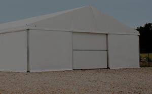 Hale namiotowe i stalowe