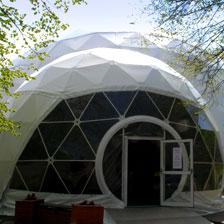 Konstrukcje sferyczne Stick Sphere