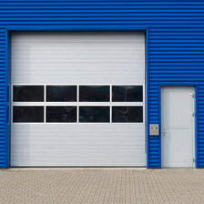 Bramy przemysłowe i drzwi