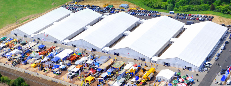 namioty przemyslowe