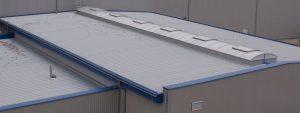 Pokrycia dachowe z płyty warstwowej - Stick Hale