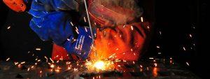 Spawanie konstrukcji stalowych - Stick Hale