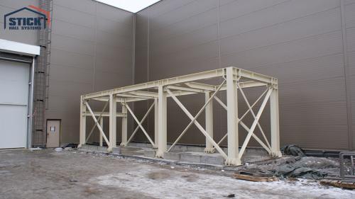 Konstrukcje stalowe - 43