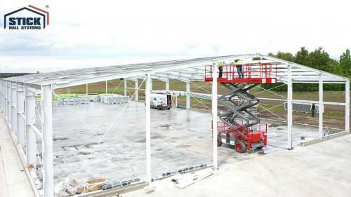 hala konstrukcja krzyz wlkp